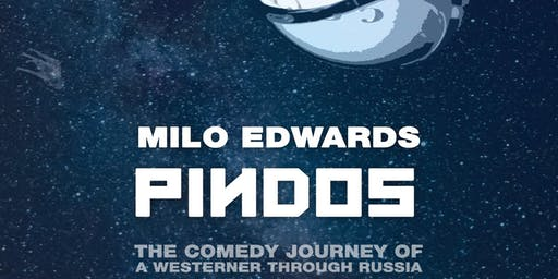 Milo Edwards: Pindos (English Stand-Up in Stockholm)