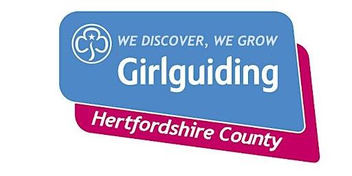 Girlguiding Hertfordshire A Safe Space Level 3 Training AM SESSION