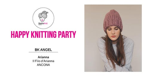 Knitting Party - Betta Beanie - ANCONA