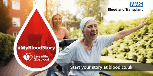 Give Blood NHS Blood Donation session Barton Upon Humber