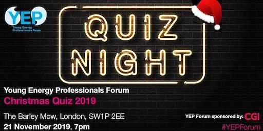 YEP Forum's Christmas Quiz 2019