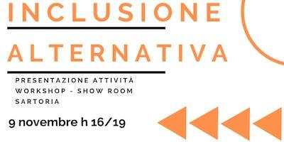Associazione Inclusione Alternativa presentazione attività