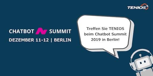 TENIOS @Chatbot Summit