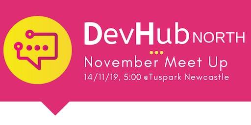 DevHub North - November Meetup