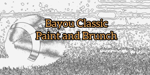 Bayou Classic Paint and Brunch