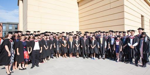 Swansea University Medical School Winter Graduation Celebration 2019