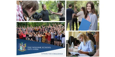 The Willink School Sixth Form Open Evening tickets