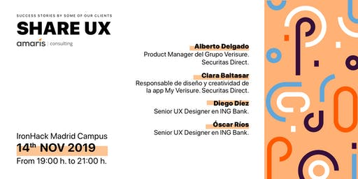 Share UX