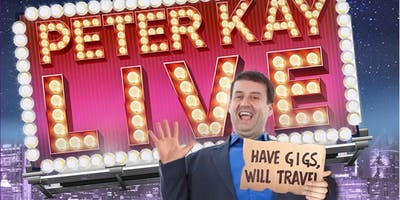 Peter Kay Tribute on New Year's Eve