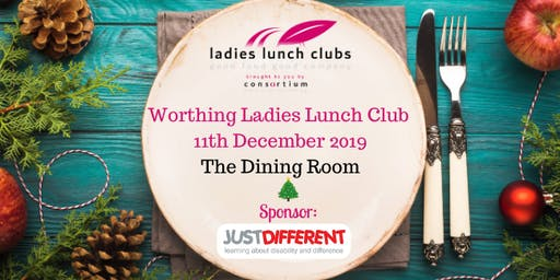 Worthing Ladies Lunch Club - 11th December 2019