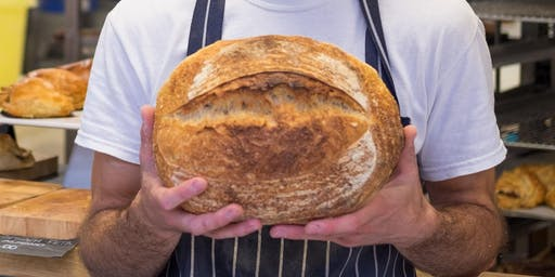 Bread making (with sourdough) Workshop