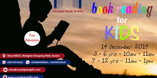 Book Reading For Kids