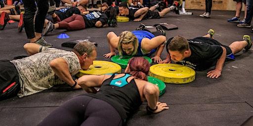 CrossFit Volentia Spring Quad Squad 2020