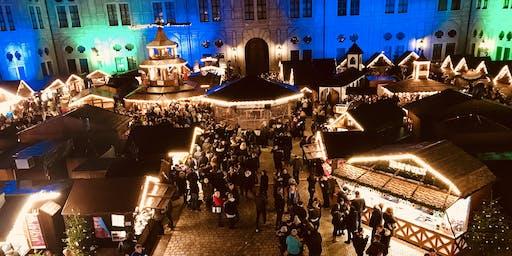 Weihnachtskonzerte in der Residenz