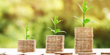 Gestão Financeira - Prosperidade na vida e nos Negócios em 2020 tickets
