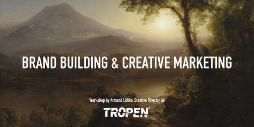 Startup Now Workshop: Brand Building & Creative Marketing for Startups