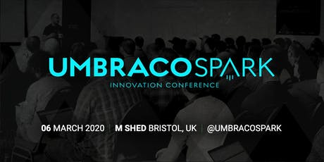 Umbraco Spark Innovation Conference 2020 tickets