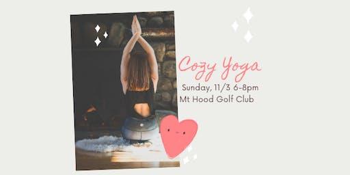 November Cozy Yoga & Coat Drive