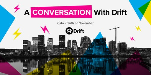A Conversation With Drift - Oslo