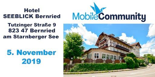 MobileCommunity Roadshow Bernried am Starnberger See