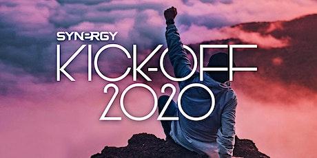 Kick-off 2020 tickets