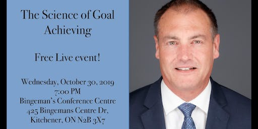 The Science of Goal achieving workshop