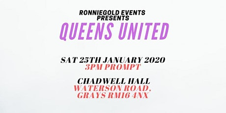 QUEENS UNITED  tickets