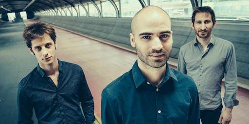 Philleicht Jazz?! präsentiert Florian Favre Trio