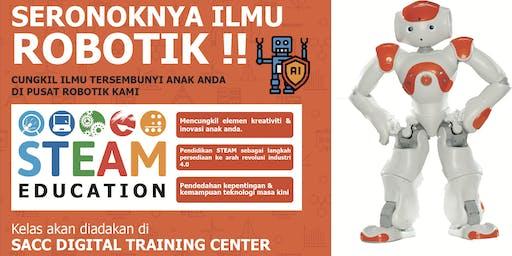 Robotic Class Shah Alam