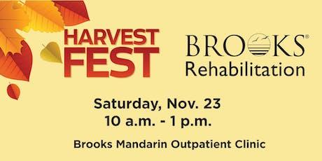 Harvest Festival at Brooks Mandarin Clinic tickets