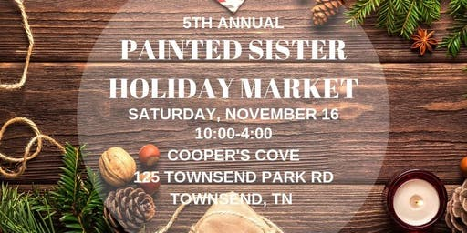 The Painted Sister Holiday Market