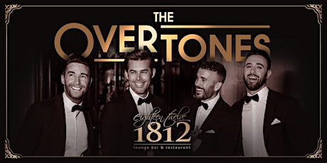 1812 Live - The Overtones tickets