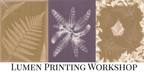 Lumen Print Workshop tickets