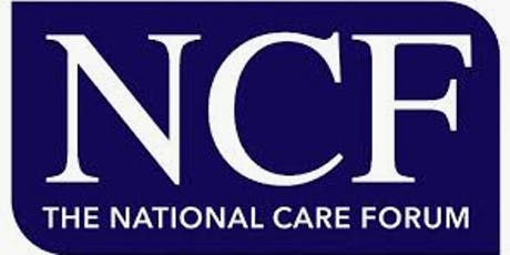 The National Care Forum Annual General Meeting and General Members Meeting tickets