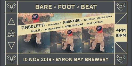 Bare Foot Beat (Byron Bay)