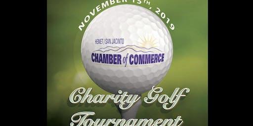 Hemet San Jacinto Valley Chamber Charity Golf Tournament