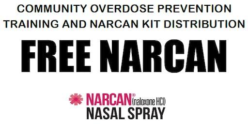 Community Overdose Response Training