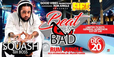 Beat dem bad ft.squash live in concert