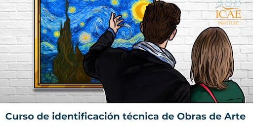 Curso de identificación técnica de obras de arte (BsAs)