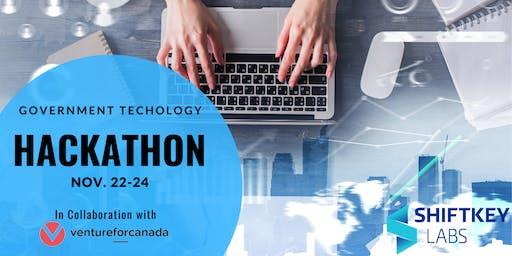 Government Technology Hackathon