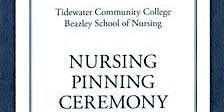 Fall 2019 Nursing Pinning Ceremony