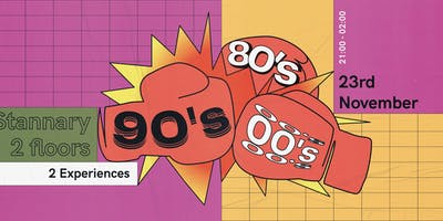 Battle of the Decades: 80s, 90's, 00's