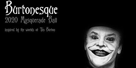 2020 Masquerade Ball: Burtonesque tickets