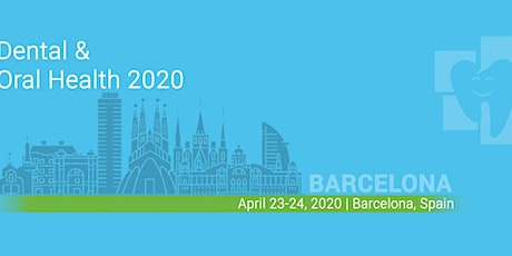 Dental and Oral Health 2020 entradas