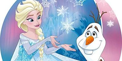 Sat 1 Feb - Frozen Breakfast Event with Elsa & Olaf