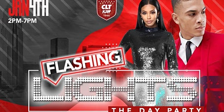 """Flashing Lights"" J5 Day Party II tickets"