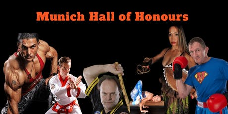 Martial Arts & Fitness Weekend MHoH Tickets