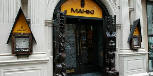 Friday Night Out! Social Event at Mahiki Mayfair! Welcome Drink, dj, Dancing