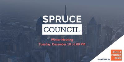 Spruce Council: Winter Meeting