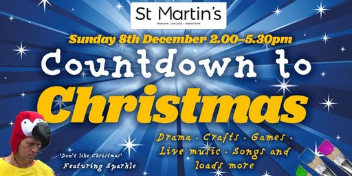 St Martin's Countdown to Christmas